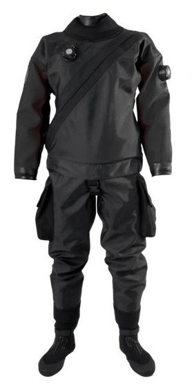Сухой костюм для дайвинга