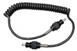 "Watershot Medium Coiled Dive Cord, Spare (22"")"